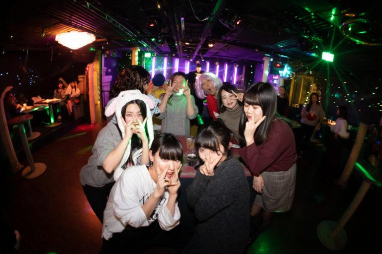 NESTAL GIRLS PARTY